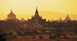 Allt fler reser nu till Burma.