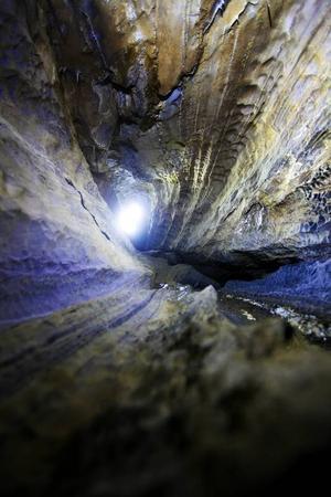 Korallgrottan är Sveriges längsta kända grotta.