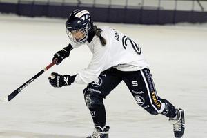 23-åriga Olga Bogdanova är en rysk landslagsspelare, som spelade för SAIK förra säsongen.