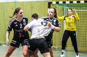 Anna Jakobsson (åtta mål) och Elin Nygårds (sex mål) spelade avgörande roller mot Boden.