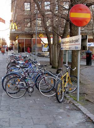 Den senaste månadens cykelstölder i framförallt Östersund visar att det ibland inte räcker med rejäla lås för att stoppa cykeltjuvar.