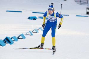 Gabriel Stegmayr tog ett överraskande guld i SM-distansen i går.
