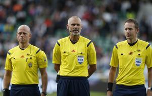 Per Brogevik (till höger) har lagt flaggan på hyllan för arbetet som it-direktör. Foto: Thérese Ny / TT