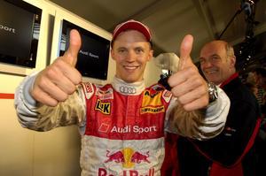 2007 vann Mattias DTM för andra gången. Första segern kom 200