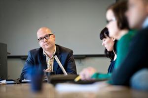 Gunnar Appelgren, chef för enheten mot grov organiserad brottslighet.
