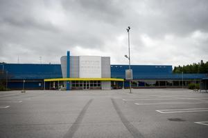 Söder om Coop-fastigheten ska en ny butik byggas åt lågprisvaruhuset Dollarstore.