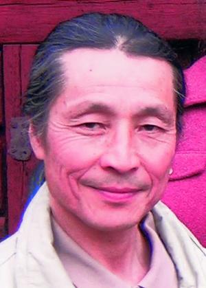 Shigeru Ishida är Miljöpartiets första namn på listan till kommunvalet i Orsa. Foto:Privat