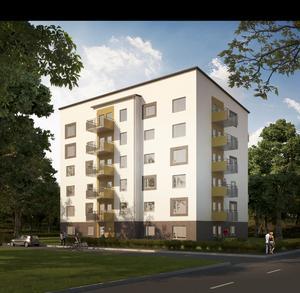Två sexvåningshus med totalt 94 lägenheter planeras i kvarteret Matboden på Vallby. Lägenheterna ska bli billigare än gängse nyproduktion.