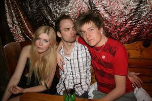 Konrad. Sofia, Peter och Olle