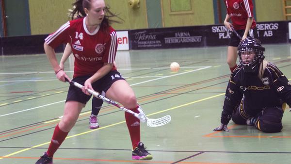 Sofie Eriksson går till Per-Ols.