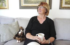 Ann-Britt Åsebol (M) Riksdagsledamot.