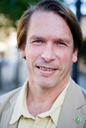 Riksdagsledamot Mats Pertoft (MP)