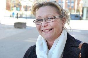 – Vi ska ge en bild av en stolt stad, i Bollnäs är vi bättre än vad vi själva tror, säger CaRina Remegius.