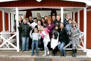 Den 1 april har Kraxkompaniet från Kumla premiär för sin krogshow