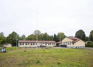 Älvkarleö skola är vattenskadad och går inte att rädda.