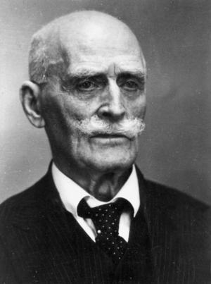 Knut Hamsun, 1859-1952.