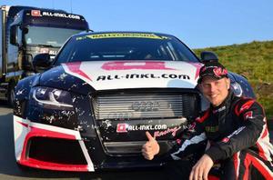 Den förre jämten Alx Danielsson är i smöret igen. Men nu som rallycrossförare.