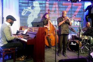Feya Faku Quartet.