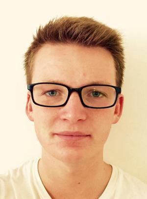 Carl Svedberg från Östersund bor bara några minuter från gisslandramat på Lindt Chocolate Cafe vid Martin Place i Sydney, Australien.