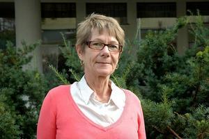 CHEF. Ulla Björk är enhetschef inom hemtjänsten och hon bekräftar att arbetstyngden har ökat inom hemtjänsten.