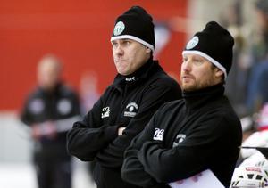 """""""Oerhört tufft"""". Andreas Westman vill inte säga så mycket om VSK:s chanser den här säsongen."""