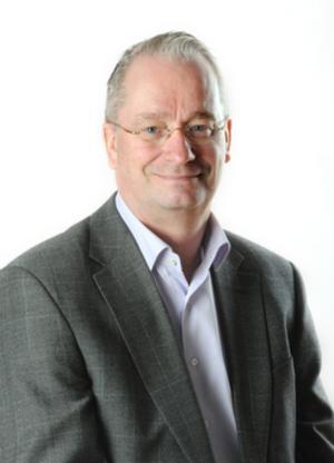 Martin Andreae, stadsdirektör i Södertälje kommun.