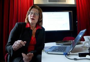 Maria Åslin ser ingen möjlighet att införa nya regler före 2016.