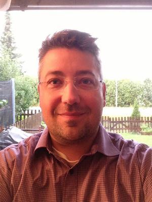 Björn Norell, psykolog.