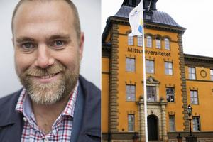 Anders Wennerberg, kommundirektör i Östersund.