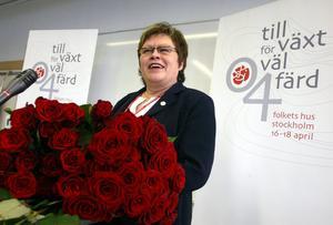 Elvy Söderström (S), ordförande Norrtåg AB.