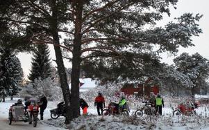 Möjligheten att ta sitt motorcykelkörkort i Avesta har blivit en viktig fråga för politikerna i södra Dalarna.            FOTO: LEIF OLSSON