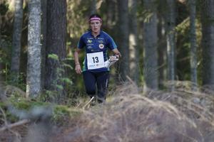 Irina Nyberg, Alfta-Ösa, blev 24:a i långdistans-SM.