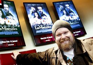 Gävleborgs nya filmkonsulent  – Janne Widmark.