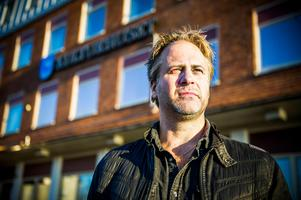 För Pelle Larsson skulle nya möjligheter öppnas med en hall på SJ-området.