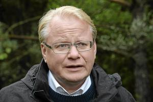 Peter Hultqvist, ordförande för det socialdemokratiska partidistriktet.