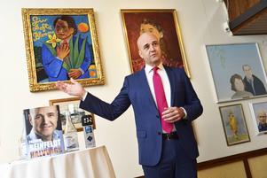 I Fredrik Reinfeldts memoarbok