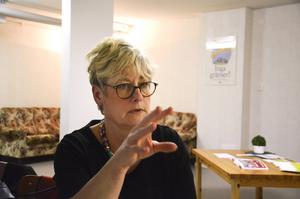 Marie Linder.