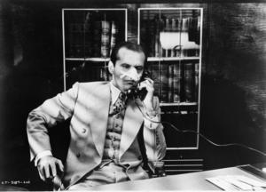 Jack Nicholson. Som privatdetektiven J.J. Gittes i Polanskis Chrinatown, där han gick hyfsat känd skådespelare till ikon.    Foto: AKG Images/SCANPIX