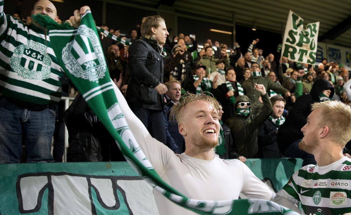 KLART  Nobbar anbud från superettan – för att stanna i VSK Fotboll