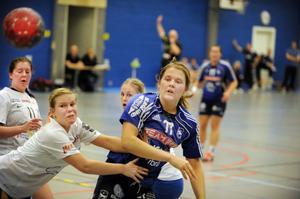 Hedda Forsberg gjorde sju mål när Arbrå vann andra raka i handbollsettan.