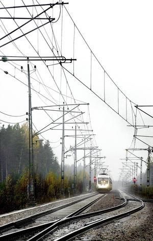 Gävle Järnvägsteknik har sysslat med att projektera, underhålla och bygga järnvägsspår runtom i Sverige.