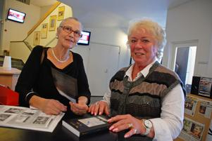 Birgitta Hiertner, Kvinnojouren Falun och Lillemor Helander var två av deltagarna under utbildningen i Folkets hus. Lillemor drabbades tidigt av våld och missbruk och har skrivit en bok om sitt liv. Hon önskade att hon vågat prata tidigare och sina upplevelser.