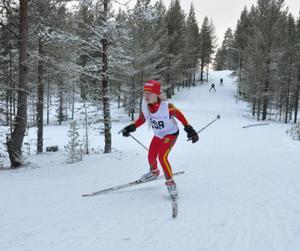 Malin Sjöström, Svegs IK.