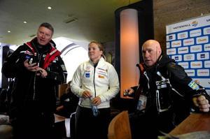 Alpine landslagschefen, Anders Sundqvist, kommer att ta initiativ till ett nytt storslalomprojekt.