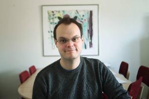 Lars Karlsson, chef för Kulturskolan i Söderhamn.