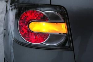 Designavdelningen hos Mazda i Hiroshima har fått fria händer med det mesta - som den här baklyktan till exempel.