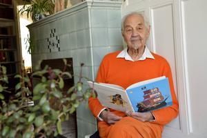 Barnboksförfattaren Lenart Hellsing avled i veckan.