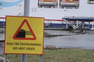 Översvämningar kommer att bli vanligare i framtiden.