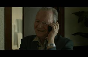 Brasse Brännström gjorde sin sista roll i Jens Assurs