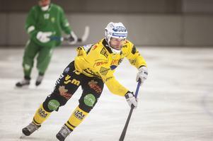 Under World cup i Sandviken i höstas.